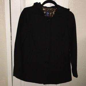 GAP Hooded Pea Coat